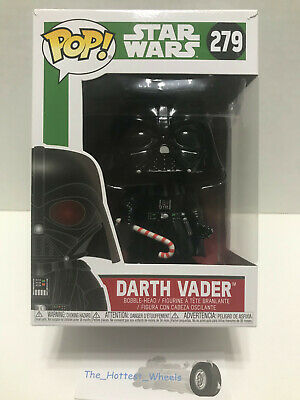 FUNKO POP! STAR WARS HOLIDAY CHRISTMAS #279 DARTH VADER CANDY CANE