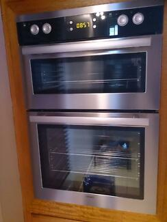 EUROMAID M/FUNC DOUBLE OVEN