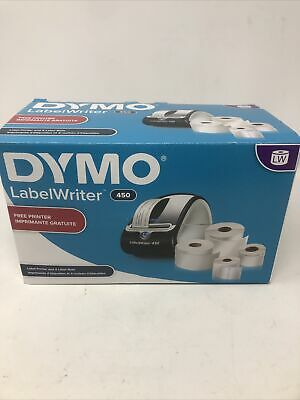 Dymo Labelwriter 450 Label Printer Bonus Rolls Bundle