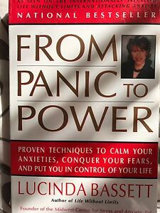From Panic to Power book: self help. Gordon Tuggeranong Preview