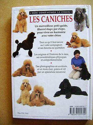 Guide les caniches mon compagnon le chien pour vivre en harmonie /j17