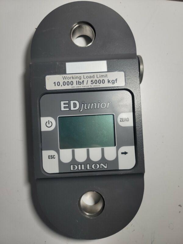 EDjunior 5T 10,000-lbf, 5000kgf Dynamometer Dillon