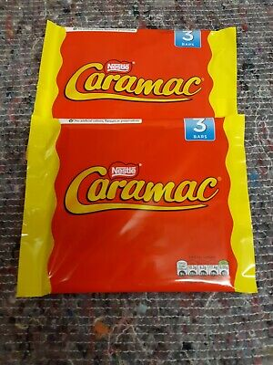 NESTLE CARAMAC 6 BARS DAY SPECIAL FLASH SALE £4.75 STAY SAFE HOME FPOST