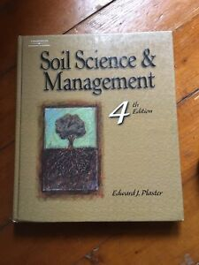 Soil science text book