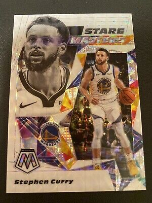 Mosaic Stephen Curry White Stare Masters /25 PSA 10? 🔥🔥 Invest!