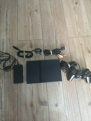 Playstation 2 Slim Setup Sony