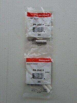 2 ADEMCO HONEYWELL PR 20411 HARDWIRED CONTACTS KITS FOR VISTA 10P 15P 20P & UP Honeywell Ademco Kit