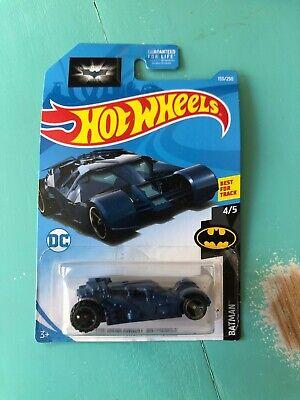 Hot Wheels 2017 The Dark Knight Batmovile 4/5