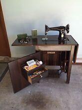 Singer sewing machine 201K. Ettalong Beach Gosford Area Preview
