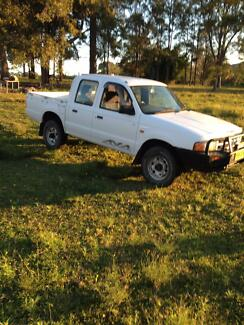 2002 Ford Courier Ute