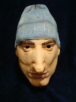 Eminem Marshal Mathers Slim Shady Halloween Mask Vtg Rare Rubies Costumes Latex - Eminem Halloween Mask