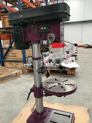 "Taladro de Sobremesa ""MK/LG"" 16 speed drill press 220v/50Hz 3-16mm"