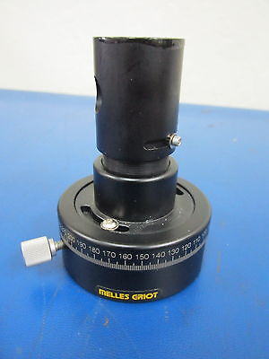 Melles Griot 30mm Optic Rotation Stage Assembly