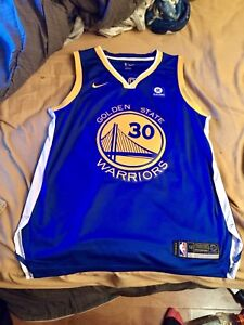 Golden State #30 Jersey
