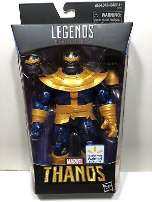 New Marvel Legends Walmart Exclusive THANOS Action Figure Infinity War Endgame