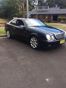 Mercedes-Benz clk320 coup 1999 Jewells Lake Macquarie Area Preview