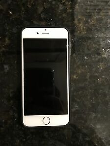 iPhone 6 128G silver/white