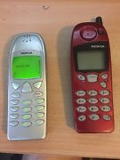 NOKIA******6210 / old school mobile phones / collectable Curtin Woden Valley Preview