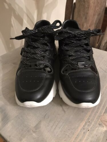 Hogan sneakers baskets noires 37