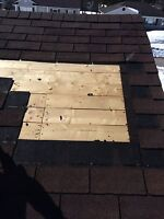 Roofing and Roofing repairs