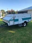 1996 Jayco Off Road Campervan Lake Boga Swan Hill Area Preview