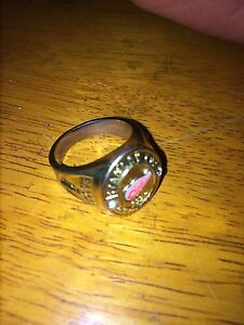 Detroit Stanley cup replica ring