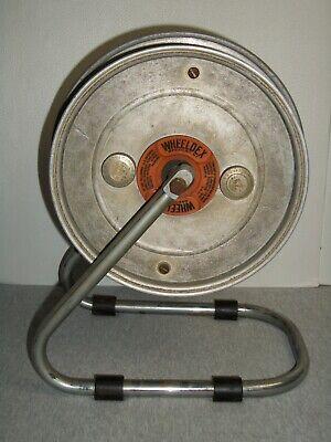 Vintage Wheeldex Simplawheel Simplafind Rotary Office Card File Pre-rolodex