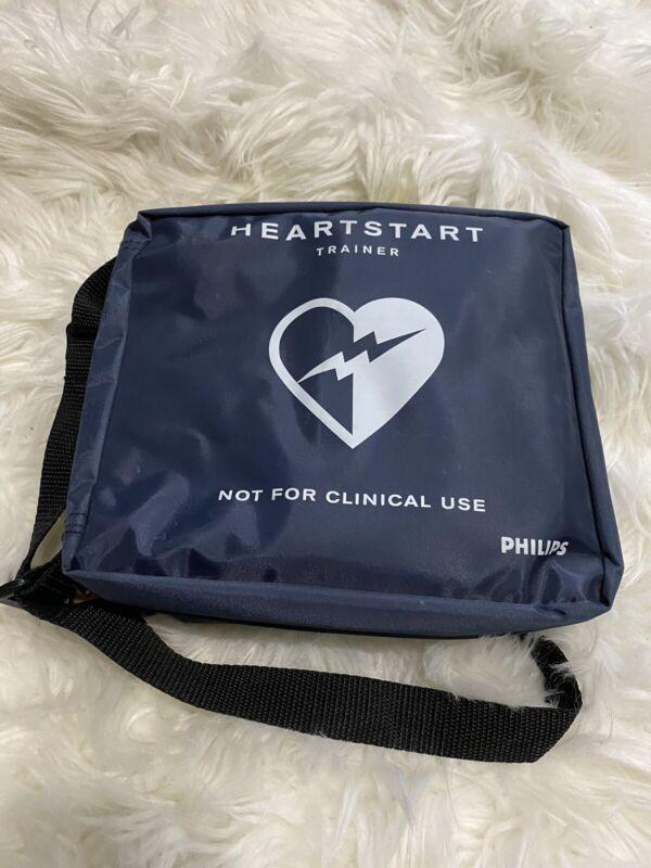 PHILIPS 861306 HeartStart FRx AED Defibrillator TRAINER Training