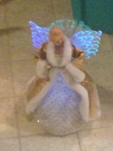 Fibre optic angel
