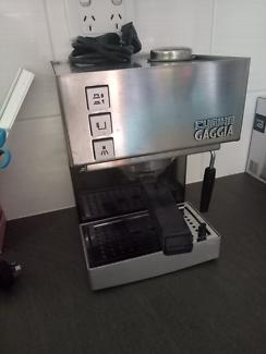 Cubica GAGGIA coffee machine