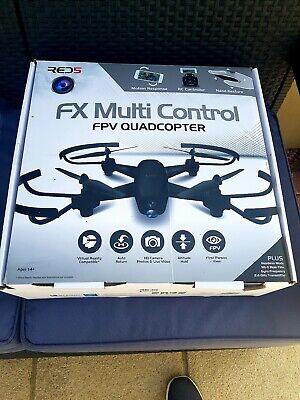 RED5 FX Multi Control FPV Drone