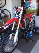Bike stolen crf450 2017 Narellan Camden Area Preview