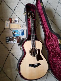 Taylor 812e 12th fret acoustic guitar or 618e like new