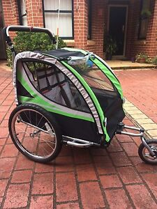 2 in 1 bike trailer or stroller Hurlstone Park Canterbury Area Preview