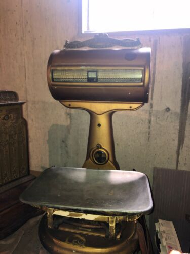 Vintage The Standard Computing Scale Co.