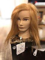 Human hair Manikin 30$