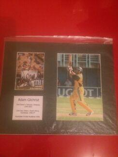Cricket Memorabilia- some with autographs