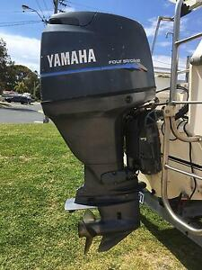 Yamaha 100hp 4 Stroke Outboard Craigie Joondalup Area Preview