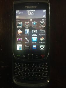 Blackberry torch 9800 cell phone asking $50.00