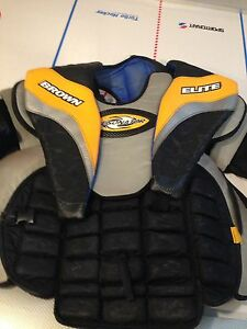Goalie Chest Protector and Pants