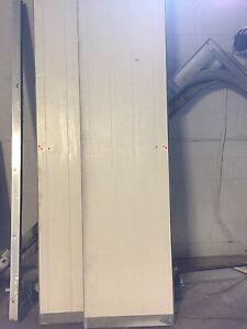 panneau portes de garage