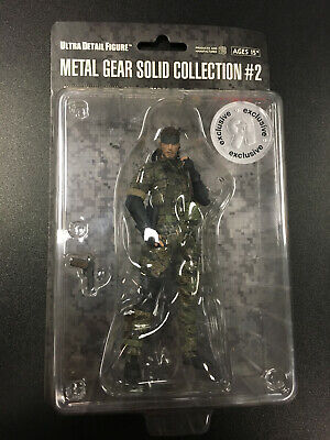 Metal Gear Solid Collection #2 Naked Snake