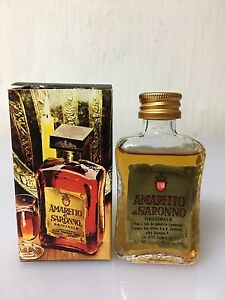 Mignon-Miniature-Ilva-Amaretto-Di-Saronno-29cc-28gr