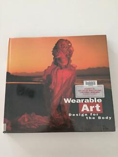'Wearable Art - Design for the Body' - Mint Condition