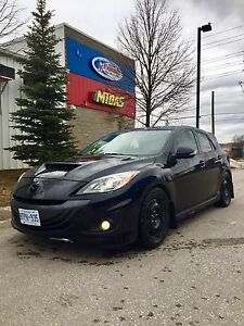 2011 Mazdaspeed3 brand new turbo !