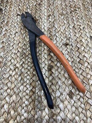 Vintage Thomas Betts Sta-kon Lug Crimping Pliers Wt-111-m Usa