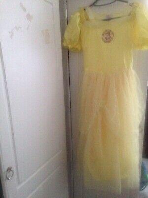 Disney Bella Dress Age 8-10