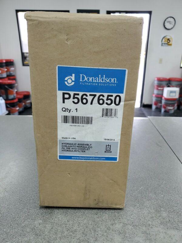 Donaldson P567650 Hpk04 Hydraulic Filter Housing