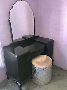 Dresser - refurbished & stool Ngunnawal Gungahlin Area Preview