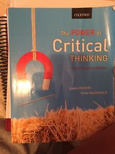 Critical Thinking and Ethics